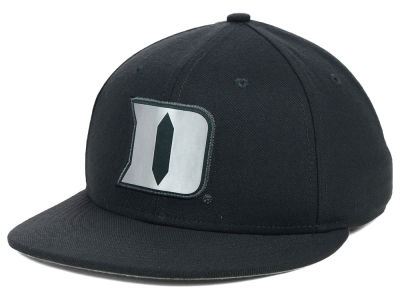Duke Blue Devils Nike NCAA True Platinum Swooshflex Hat