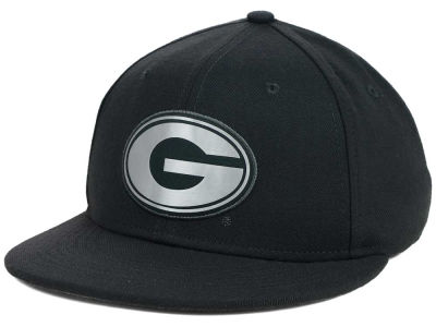 Georgia Bulldogs Nike NCAA True Platinum Swooshflex Hat