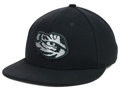 LSU Tigers Nike NCAA True Platinum Swooshflex Hat