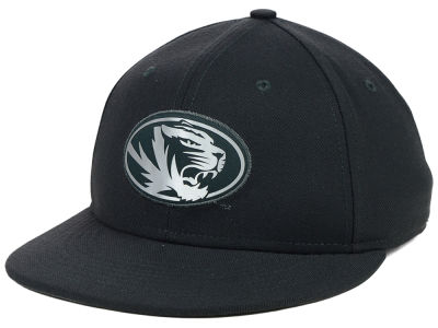Missouri Tigers Nike NCAA True Platinum Swooshflex Hat