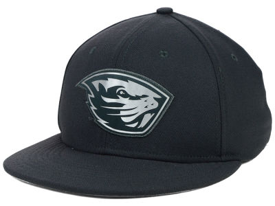 Oregon State Beavers Nike NCAA True Platinum Swooshflex Hat