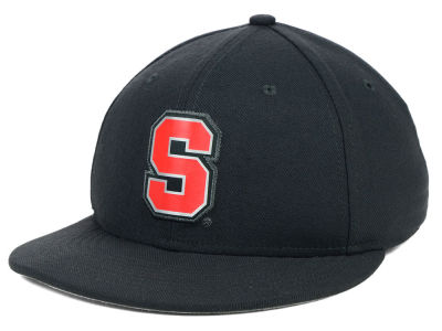 Syracuse Orange Nike NCAA True Platinum Swooshflex Hat