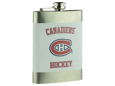 Montreal Canadiens Flask  8oz