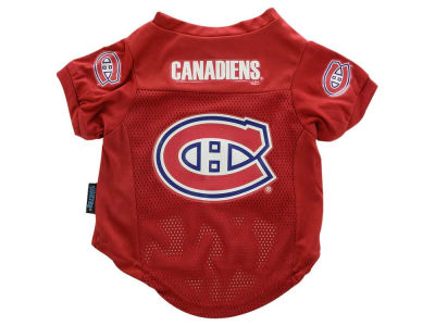 Montreal Canadiens Large Pet Jersey
