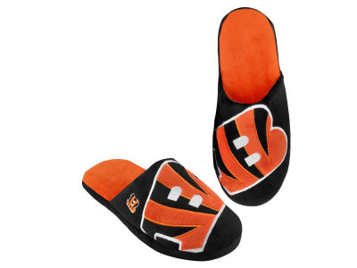 Cincinnati Bengals Big Logo Slippers