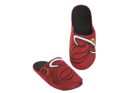 Miami Heat Big Logo Slippers