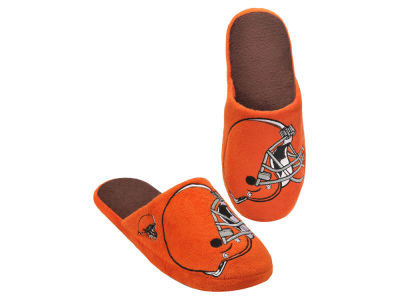Cleveland Browns Big Logo Slippers