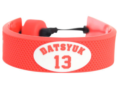 Detroit Red Wings Hockey Bracelet