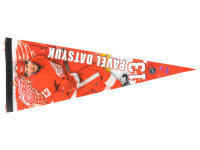 Detroit Red Wings Pavel Datsyuk 12x30 Premium Player Pennant