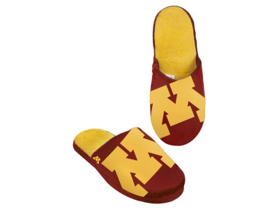 Minnesota Golden Gophers Big Logo Slippers