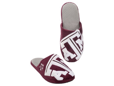 Texas A&M Aggies Big Logo Slippers