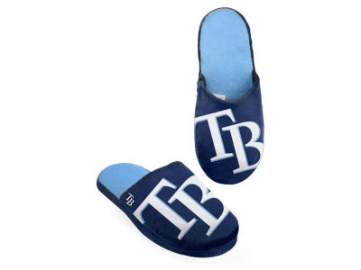 Tampa Bay Rays Big Logo Slippers
