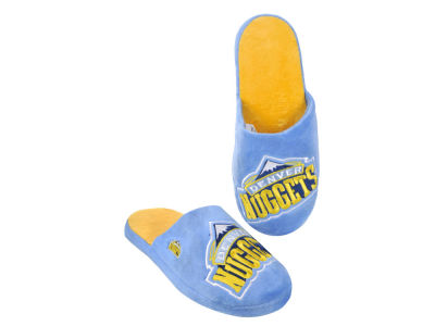 Denver Nuggets Big Logo Slippers