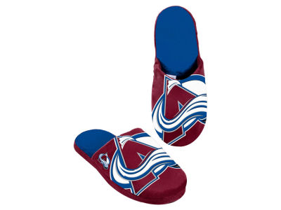Colorado Avalanche Big Logo Slippers