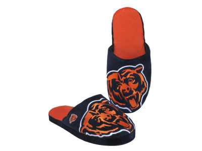 Chicago Bears Big Logo Slippers