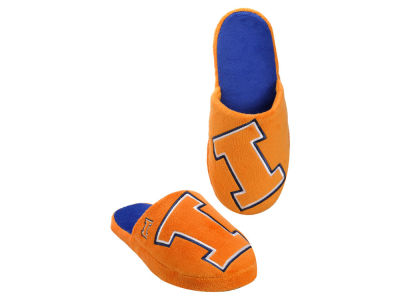 Illinois Fighting Illini Big Logo Slippers