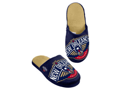 New Orleans Pelicans Big Logo Slippers