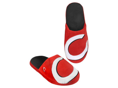 Cincinnati Reds Big Logo Slippers