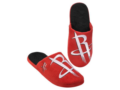 Houston Rockets Big Logo Slippers