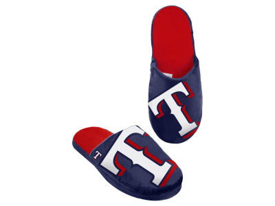 Texas Rangers Big Logo Slippers