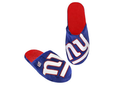 New York Giants Big Logo Slippers