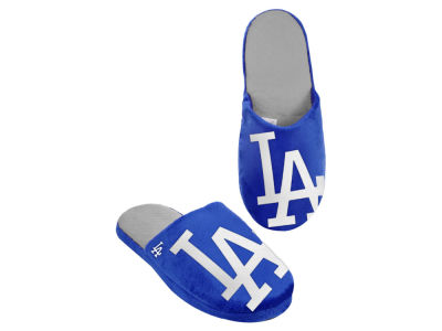Los Angeles Dodgers Big Logo Slippers