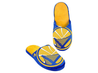 Golden State Warriors Big Logo Slippers