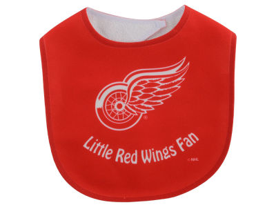 Detroit Red Wings All Pro Baby Bib