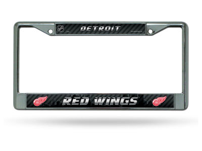 Detroit Red Wings Chrome Frame