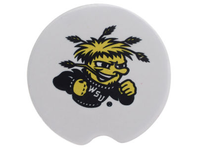 Wichita State Shockers 2 Pack Car Coasters