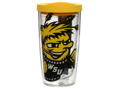 Wichita State Shockers 16oz. Colossal Wrap Tumbler with Lid