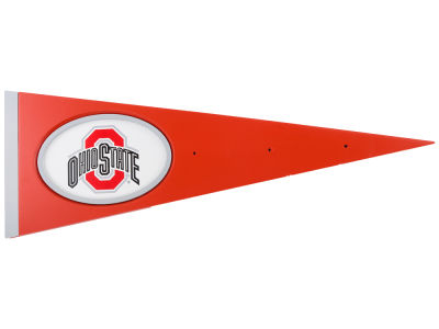 Ohio State Buckeyes Wall Pennant With Hooks