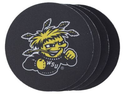 Wichita State Shockers 4-pack Neoprene Coaster Set