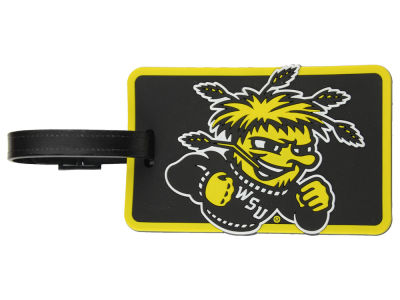 Wichita State Shockers Soft Bag Tag