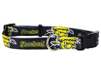 Wichita State Shockers Large Dog Collar