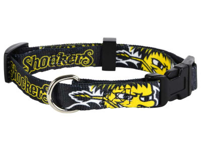 Wichita State Shockers Small Dog Collar