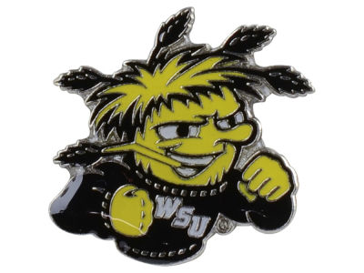 Wichita State Shockers Logo Pin