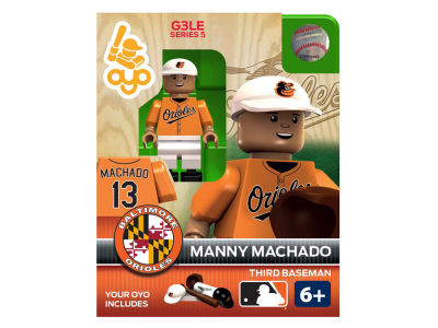 Baltimore Orioles Manny Machado OYO Figure Generation 3