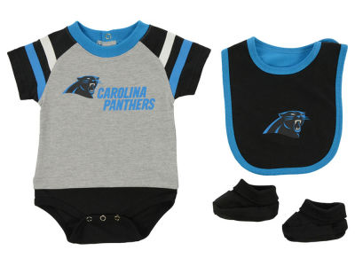 Carolina Panthers NFL Infant Little Player CBB Set