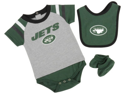 New York Jets NFL Infant Little Player CBB Set