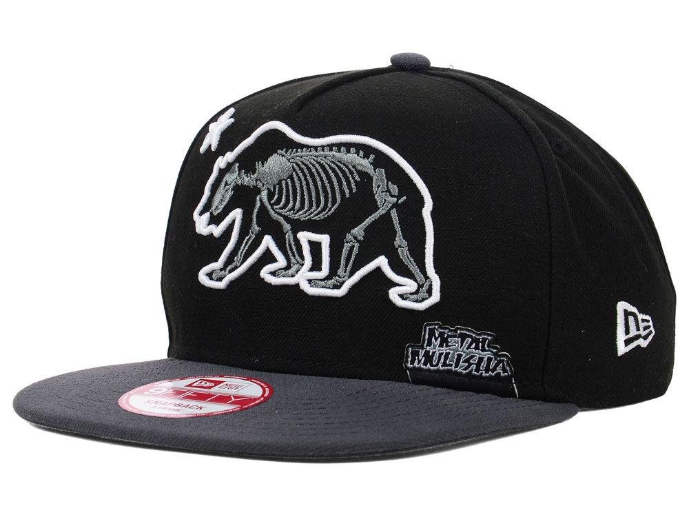 Metal Mulisha Bear A-Frame 9FIFTY Snapback Cap | lids.com