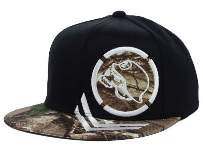 Metal Mulisha Woods Flat Flex Hat