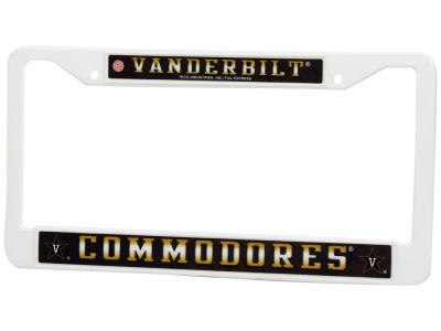 Vanderbilt Commodores Chrome Frame