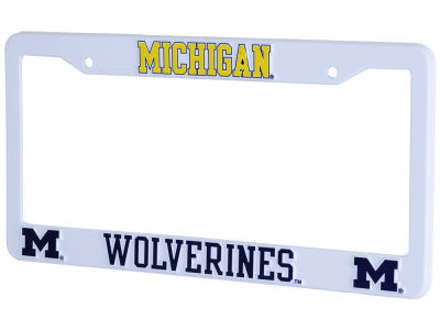 Michigan Wolverines Plastic Frame