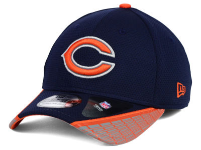 Chicago Bears New Era NFL 2014 Vertical Strike XP 39THIRTY Cap
