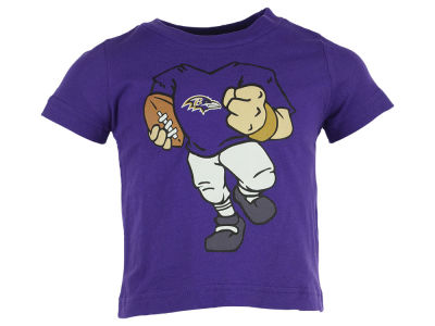 Baltimore Ravens NFL Toddler Football Dreams T-Shirt