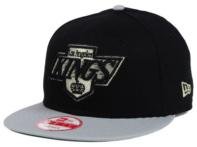 Los Angeles Kings New Era NHL 2T Basic Snapback 9FIFTY Cap
