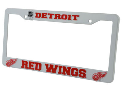 Detroit Red Wings Plastic Frame