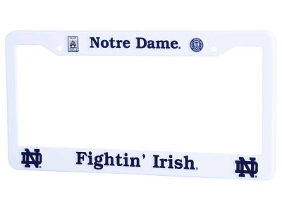 Notre Dame Fighting Irish Plastic Frame
