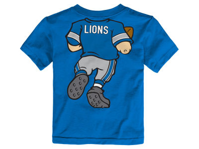 Detroit Lions NFL Toddler Football Dreams T-Shirt